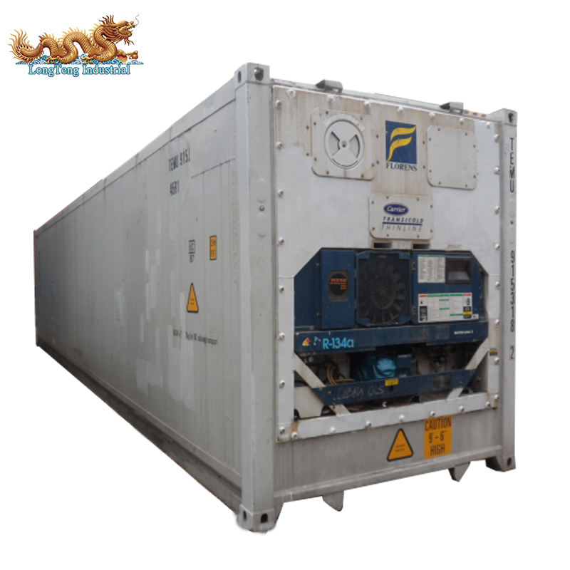 USED Refrigerated Units Cargo Worthy Second hand 40ft Reefer Container for sale