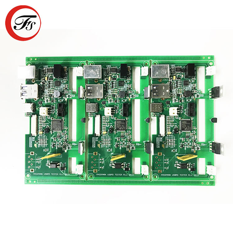 Iso 9001 Shenzhen Oem Multilayer Charger Pcb Pcb Circuit