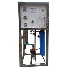 Small Potable Water Systems(800gpd RO) Guangzhou Producing Fresh Water Wooden Packing Manufacture CNP Ocpuritech Eco-friendly