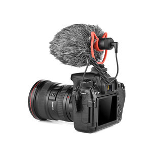 YELANGU MIC10 Vlogging Mic Microphone Professional Vlog Microfono For Sony dslr Camera Smartphone cell phone Shooting Vlogs
