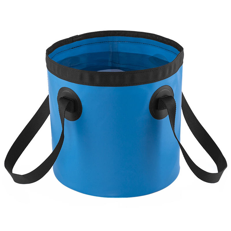 Multifunctionele Waterdichte Draagbare Inklapbare <span class=keywords><strong>Outdoor</strong></span> Wastafel Emmer Water Emmer Container Voor Vissen Camping