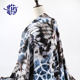 2020 fashionable design in stock rayon satin fabric digital animal print