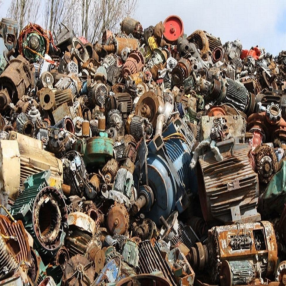 Mixed Used Electric Motor Scrap for sale