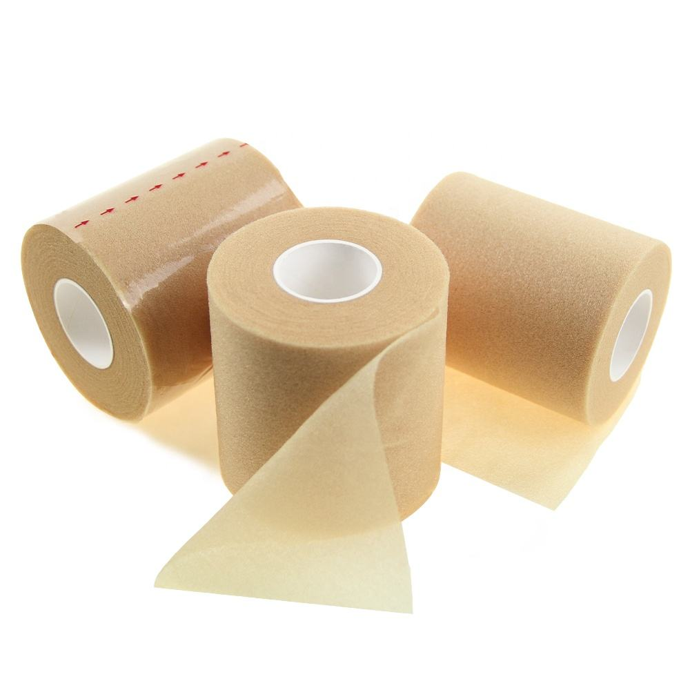 Sports Wrap/Athletic Tape Professional Grade Foam Perfect for Taping Wrist Ankles and Knees Ultra Strong easy to tear