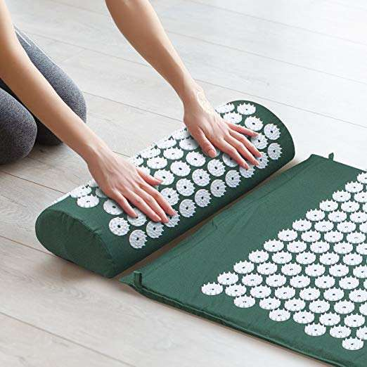 Health Care Yoga Mat Acupressure Mat Relieve Stress Pain Acupuncture