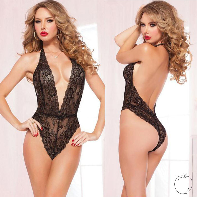 Customized Size Adult Sexy Mature Woman Lingerie Costumes