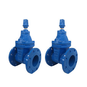 Manufacturer Price Electric Resilient Seat Gate Valve