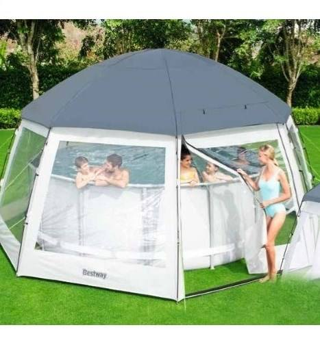 Selling good quality pool cover rain and sun protection cover