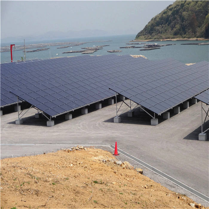 China factory 1MW 10MW 50MW Ground Mount Solar Racking Systems