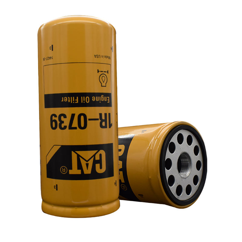 Factory Wholesale High Quality Oil Filter 1R-0739 For Caterpillar