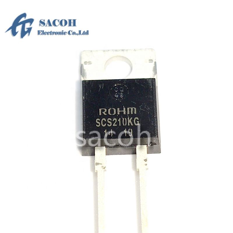 SCS210KG SCS210KGC SCS215KG SCS220KG SCS106KG TO-220F 10A 1200V <span class=keywords><strong>SiC</strong></span> Schottky Barrier Diode