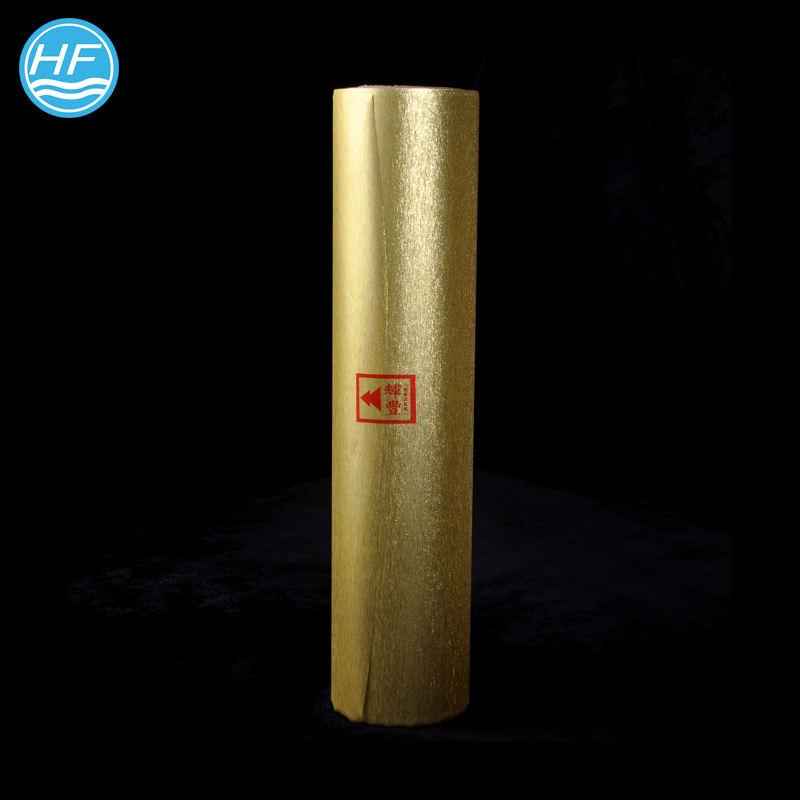 High-grade Tee Tasche Mond Kuchen Box Verpackung Materialien Breite Palette PP Glitter Metallisierte Film