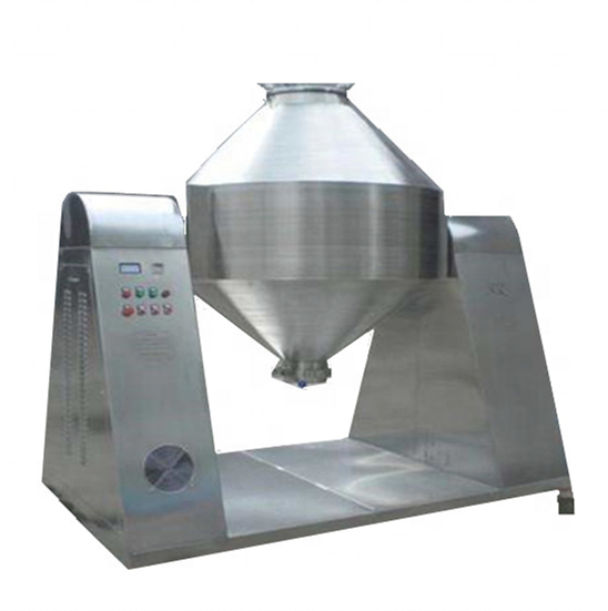 SZG small grain conical rotary vacuum dryer