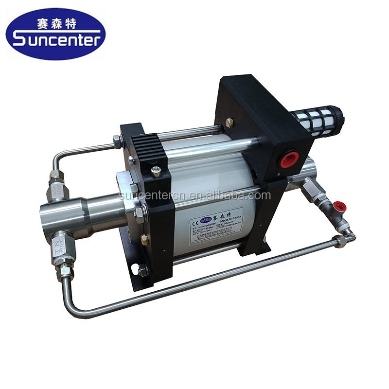 Suncenter 10 bar-800 bar high pressure liquid CO2 pumps