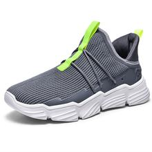 Spring and summer breathable fashion shoes men sneakers causal oem brand quick drying men sport shoes running
