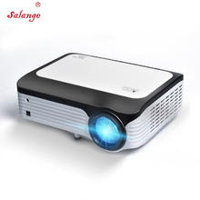Salange P30 Home Cinema Interactive Pen Touch Projector 1080P Native with 5000 Lmx Android Bluetooth Wireless Video Proyector 4K