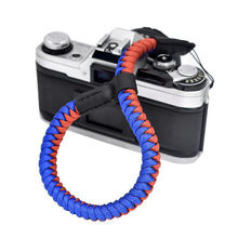 ZONESIN Wholesale Adjustable Paracord Rope Camera Hand Wrist Strap