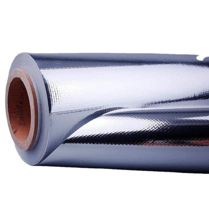 China supplier resealable aluminum foil