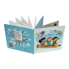 Top Quality softcover story book children english, stories for children