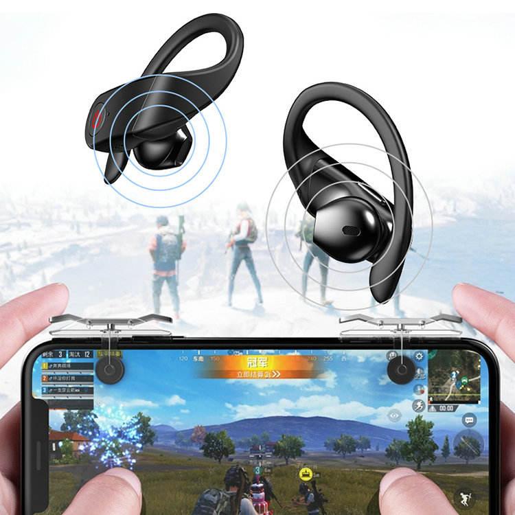 2020 Offre Spéciale VST-B10 TWS BT v5.0 HIFI DANS l'oreille stéréo sport sans fil écouteurs mains libres