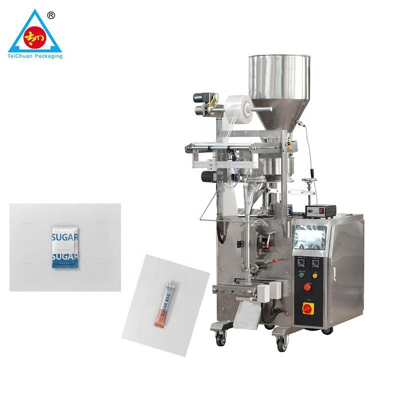 Good quality factory price Automatic 30g 50g 100g 150g popcorn packaging/potato chips packaging machine in business