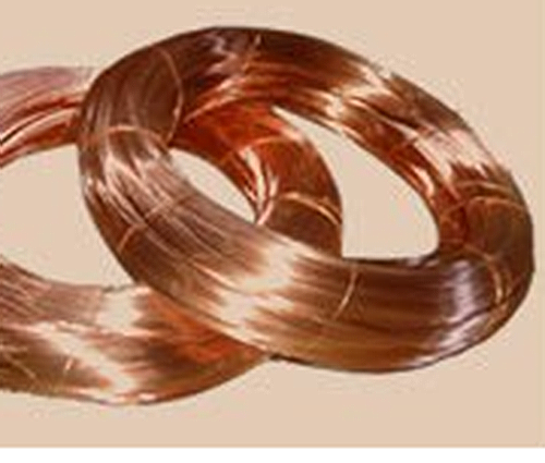 CuCr/UNS.C18200 Chromium Copper Alloys Round Wire