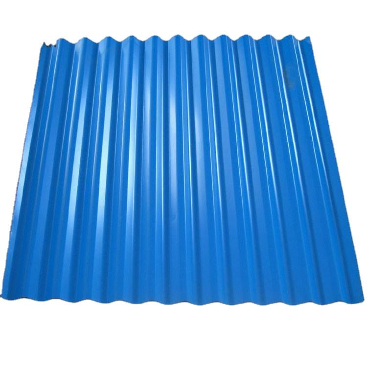 Zinc galvanized corrugated steel iron roofing tole sheets for house