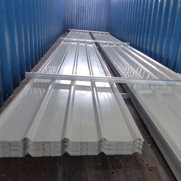 steel construction profile corrugated Sheet for Roofing and Wall Cladding