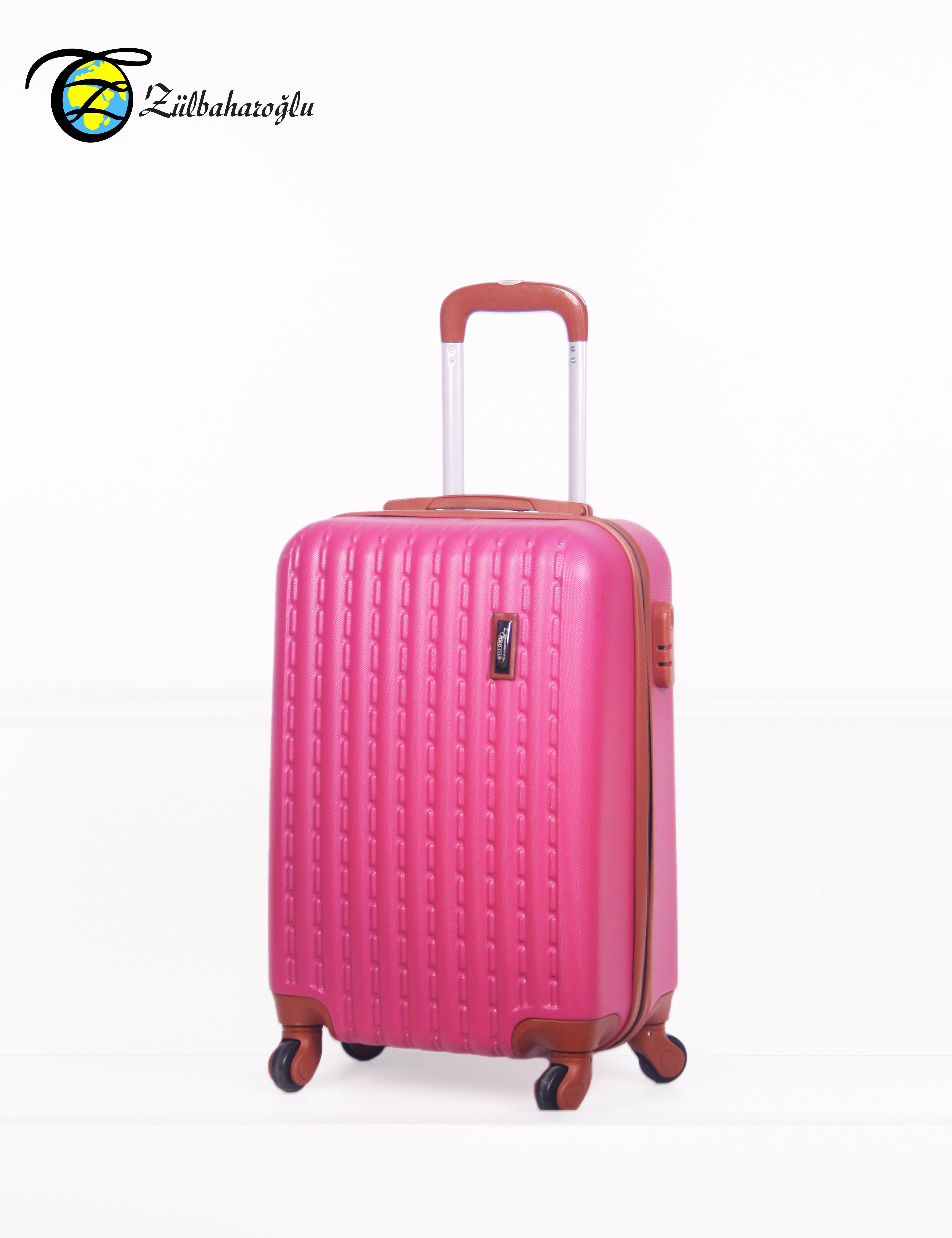 Fashion Travel Luggage ABS Luggage Set Made In Turkey Luggage Bags Cases