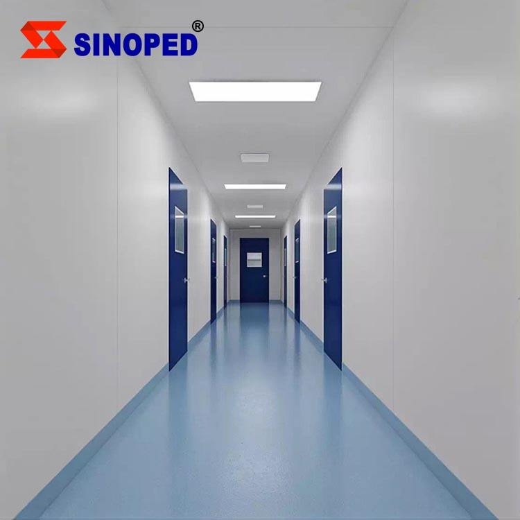 Hepa Filter Lean Booth Medical And Hospital Modular Clean Room