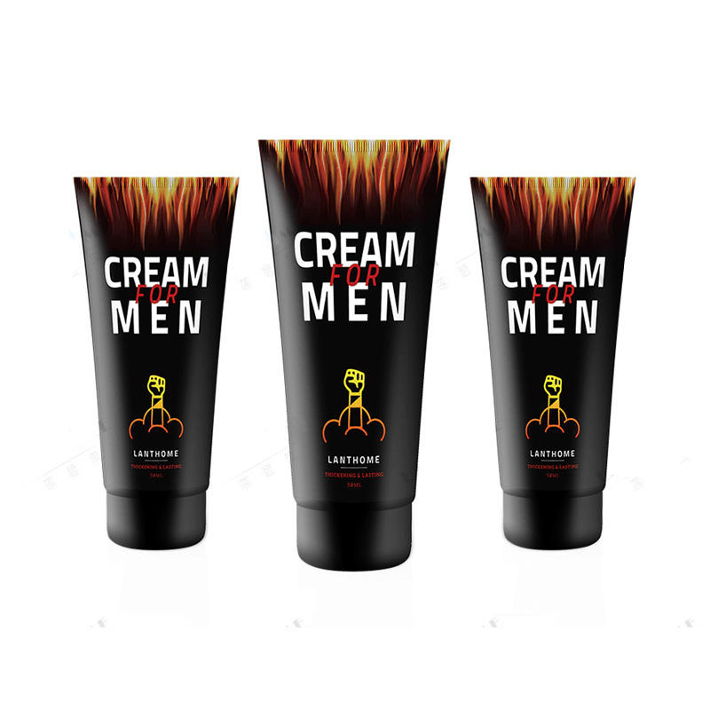 High quality Massage for male body care cream for man