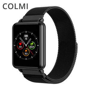 Colmi Land 1 Newest IP68 waterproof heart rate with touch screen smart watch phone