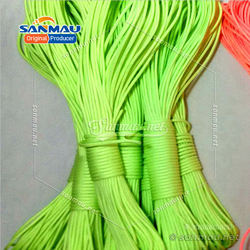 3mm high performance Luminous rope for Trendy clothes hat ro