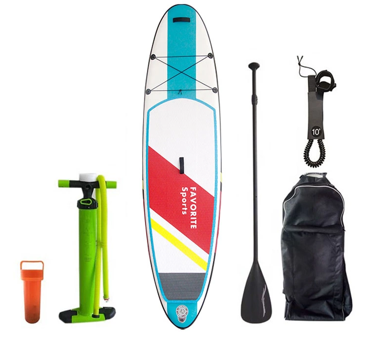 PREFERITO custom schede sup gonfiabile stand up paddle del materiale del pvc
