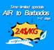 china air cargo express courier logistics freight forwarder shipping service to barbados