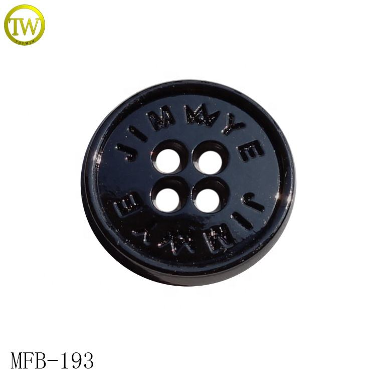 Clearance 1000 × Black 4-hole Buttons 12mm Small Shirt Art /& Craft Wholesale