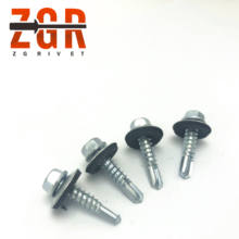 4.8*16mm Hex Head Self Drilling Screws
