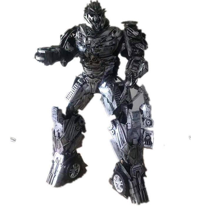 Transformers Autobots V Decepticons Front Back Print Sublimation Adult T-Shirt
