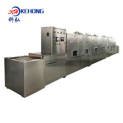 Automatic  Industrial  Microwave  Drying and Sterilization Machine for Grain