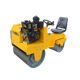 Vibratory Seat Driving Road Roller Attachment Steamroller