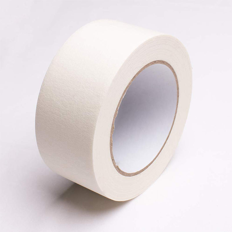 Removable Wall Paint OEM Rubber Adhesive White Wholesale Masking Tape