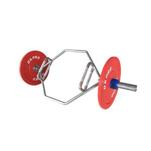 Weightlifting Barbell Trap Bar Weight Lifting Hex Bar Shrug Bar