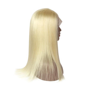 invisible for white women highlight closure brown brazilian lice natural 613 ash blond human hair lace front wig ombre with bang