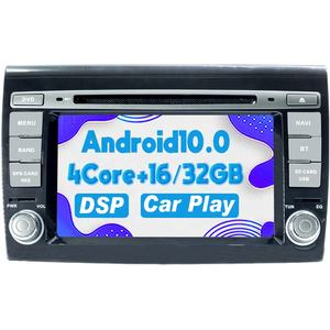 7inch ips h touch screen 10 car dvd player for Fiat Bravo 2007 2008 2009 2010 2011 2012 20132014 car stereo gps radio 1080P RDS