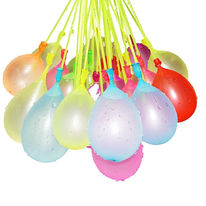 quick fill water bomb balloons magic self sealing water balloons
