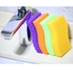 Rectangle [ Sponge Scrub Pads ] Scrub Sponge Kitchen Sponge And Scrubber Sponge Scourer For Washing Dishes Kitchen Bowl Dish Pot Wash Scrub Cleaning Pads
