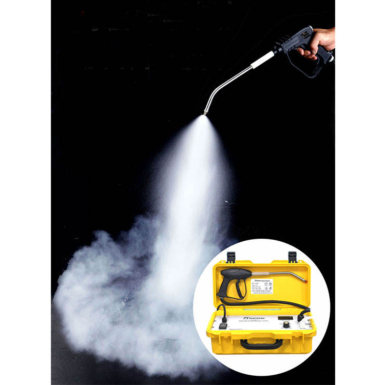New Multifunction Portable Home Use Car Wash Steam Cleaning Machine High Pressure 3380W Steam Cleaner