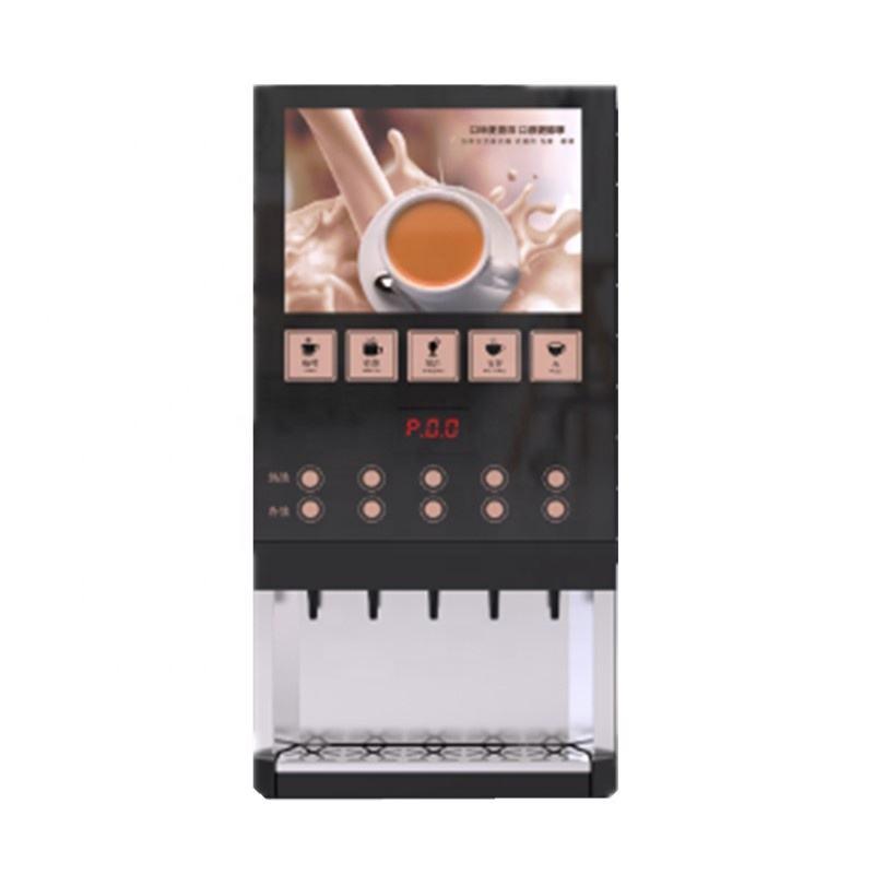 10 mixing flavor Nescafe Coffee Vending Machine WF1-404B