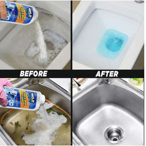 Powerful Pipe Dredging Agent Sink Drain Cleaner Powder For Kitchen Sewer Toilet Brush Closestool Clogging Cleaning Tools
