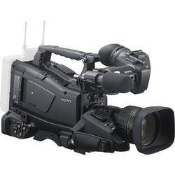 PXW-X400KC 20x Manual Focus Zoom Lens Camcorder Kit